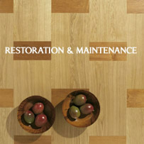 restoration and maintenance